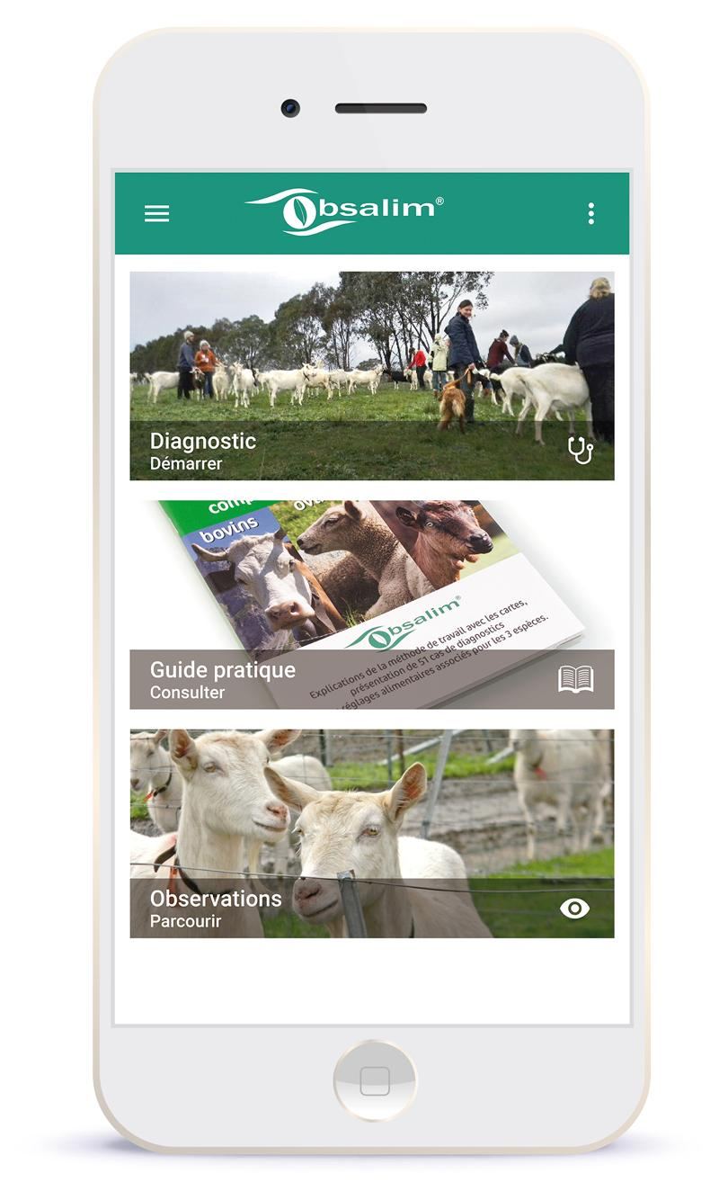 Goat app for Android only - Nutritional